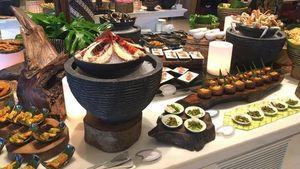 Berbuka dengan Hidangan Bali hingga Kalimantan di Arts Cafe