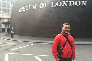 Kisah dTraveler Agus, Bertualang ke London Demi Indonesian Weekend