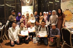 Buka Puasa Bareng dTraveler Bandung, Alhamdulillah Berkah!