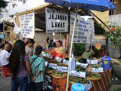 Ayo Berburu Kuliner Lawasan di Pasar Kangen Jogja 2016