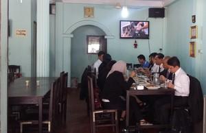 Ini Rumah Makan Indonesia Satu-satunya di Vientiane, Laos