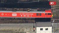 Kereta Jalur Sutra dari China ke Inggris