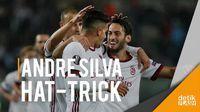 Pola Tiga Bek Bikin Milan Pesta Gol