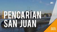 Beramai-ramai Cari Kapal Selam Argentina