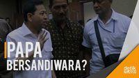 Novanto Sakit di Persidangan, KPK: Kami Yakin Dia Sehat dan Fit!