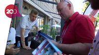 Isu Politik dan Memori Euro 2016 Hantui Fans Inggris