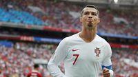 Jenggot Hoki Cristiano Ronaldo