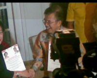 JK-Megawati Santap Siang Bersama