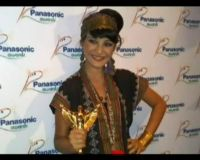Shireen Sungkar, Aktris Terfavorit Panasonic Awards 2009