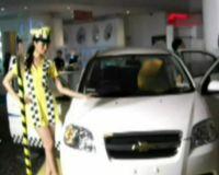 Chevrolet Lova Taksi Baru Besutan GM