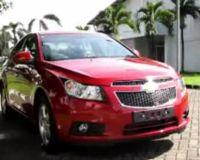 Chevrolet Cruze, Si Pesaing Civic dan Altis