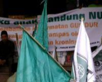 Demo Warga Nadhliyin Cinta PKB