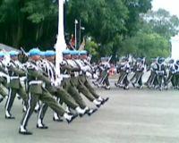 Pergantian Pasukan Pengawal Kepresidenan