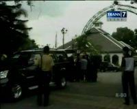 Mobil Esemka Dipajang di Rumah Walikota