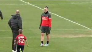 Anak Sulung Beckham Dilirik Manchester United