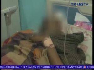 Dituduh Dukun Cabul, Pria Kritis Diamuk Massa