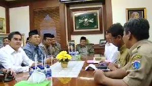 Jokowi Jajal Kursi Gus Dur di PBNU, Ada Sinyal Apa?