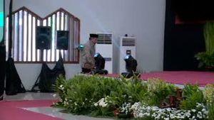 Di Hadapan Jokowi, Ketua PBNU Sebut NU Tak Seperti Ormas Lain