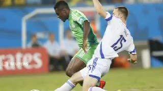 Nigeria Bungkam Bosnia 1-0