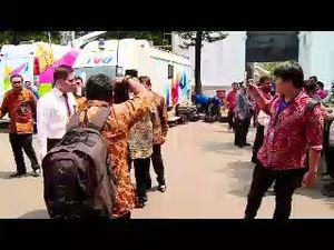 Ketua MK Hamdan Zoelva Akui Ketularan Slogan Kerja, Kerja dan Kerja Presiden Jokowi