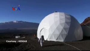 Simulasi Kehidupan Astronot di Planet Mars