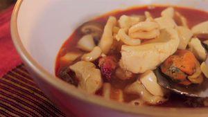 Part 4 - Sop Pedas Tofu Yang Menggiurkan