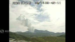 Pasca Banjir Besar, Jepang Kembali Diguncang Gunung Meletus