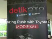 Amazing Rush With Toyota Rush