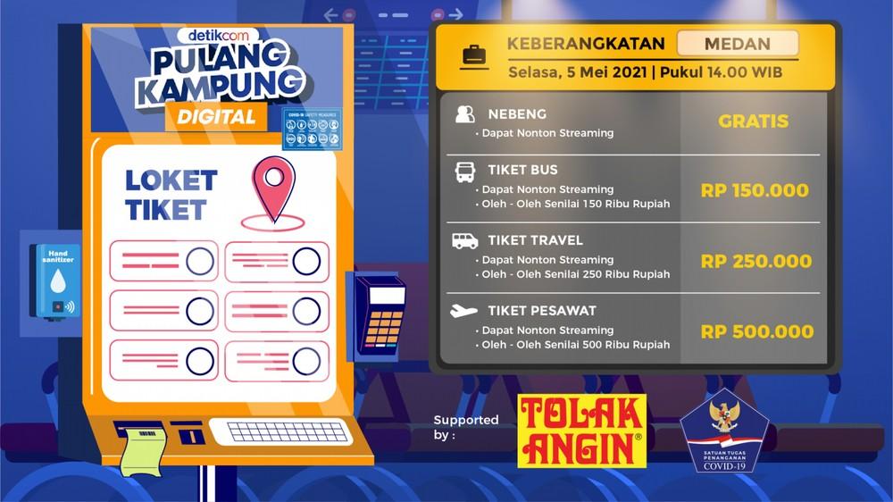 Pulang Kampung Digital ke Medan