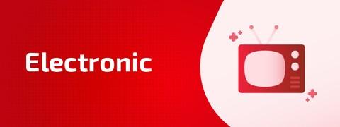 Diskon hingga 25%, belanja keperluan harian di kategori elektronik secara online tanpa harus keluar rumah | e-Catalogue Transmart
