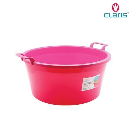 Baskom Claris Berbahan Plastik PP dengan kapasitas 24 Liter
