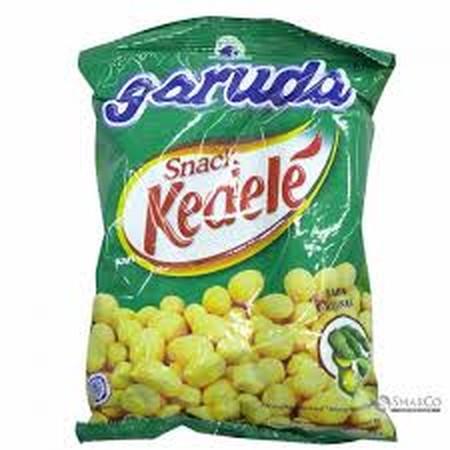 Snack Kedelei Terbuat Dari Kacang Kedelai Pilihan Bersalut Dengan Rasa Original.