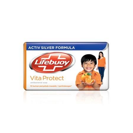 Lifebuoy Soap , merupakan antibacterial wash yang dapat membunuh kuman.