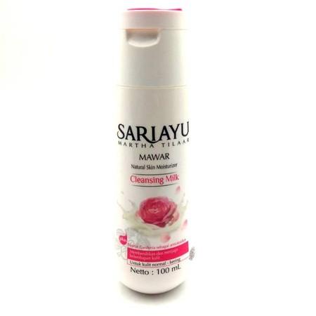 Sariayu Cleansing Milk merupakan pembersih wajah , yang membersihkan dan menjaga kelembapan kulit.