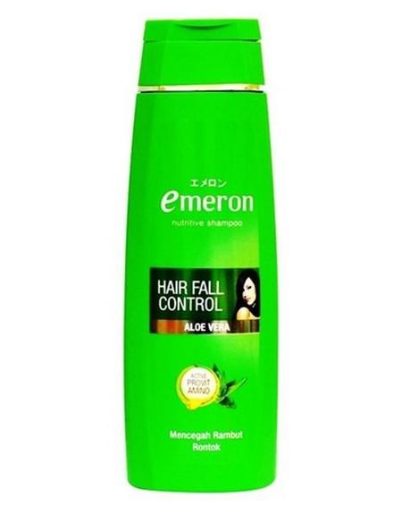 Emeron Shampoo Nature Shine Untuk Mencegah Rambut Rontok Dilengkapi Dengan Active Provit Amino