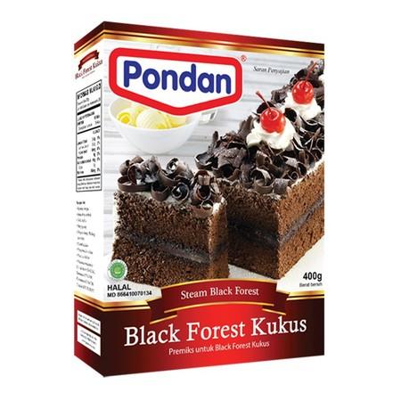 Bahan Premiks Untuk Membuat Kue Black Forest