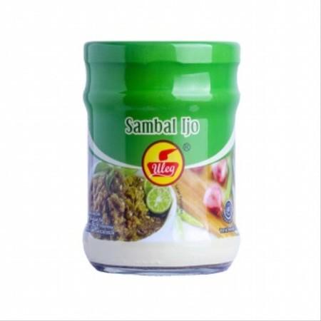 Finna mempersembahkan sambal Ijo ala rumahan yang diolah dari cabai hijau pilihan, dikombinasikan dengan bumbu yang berkualitas untuk menjadikan hidangan bersama keluarga lebih nikmat. Berat bersih 190g
