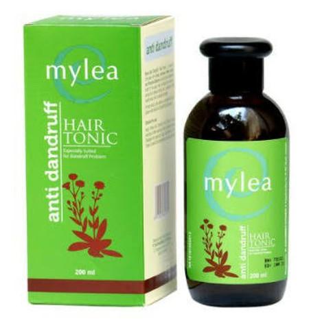 Mylea Anti Dandruff Hair Tonic diformulasikan khusus mengandung ekstrak Arnika dan Piroctone Olamine, serta zat aktif lainnya yang membantu menjaga kesehatan kulit kepala dan membantu mengurangi penyebab ketombe serta mengurangi rasa gatal akibat ketombe.