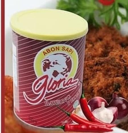 Gloria Abon Sapi Merupakan Abon Yang Terbuat Dari Bahan Daging Sapi, Yang Diolah Secara Higienis Sehingga Menghasilkan Rasa Yang Lezat Dan Nikmat.