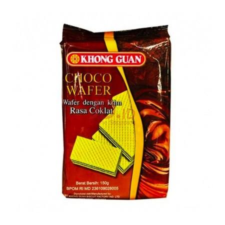 Wafer Dengan Krim Rasa Coklat Merupakan Biscuit Rasa Coklat Yang Tebal Dan Renyah Saat Dimakan.