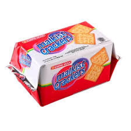 Khong Guan Malkist Crackers 115Gr Pack Khong Guan Malkist Crackers 115Gr PackMerupakan Biskuit Malkist Dengan Rasa Taburan Gula Yang Renyah Dan Lezat. Crackers Ini Mengandung Nutrisi, Karbohidrat, Dan Kalsium Yang Baik, Sehingga Sangat Aman Dikonsumsi