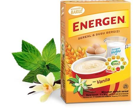 Energen Cereal Vanila 30Gr X 5S Sarapan Sereal Baik Untuk Kesehatan Sarapan Adalah Aktivitas Seseorang Mengonsumsi Makanan Di Waktu Pagi. Meski Ada Sebagian Orang Yang Tidak Biasa Sarapan, Tapi Sebagian Lagi Ada Yang Menjadikannya (Sarapan) Hal Wajib Sebe