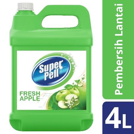 Super Pell, pembersih lantai dengan formula Cif Advanced Shine, teknologi yang telah terbukti untuk tidak hanya bersihkan kotoran secara menyeluruh dan memberikan kilau di lantai Anda, tetapi juga wangi alaminya menjadikan ruangan Anda wangi setiap hari.