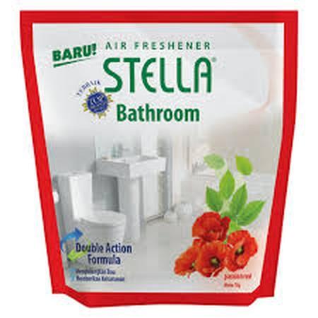 Stella Bathroom Passion Red Pengharum Ruangan 42 G, Pengharum Ruangan Yang Mudah Ditempatkan Dimana Saja Dan Kapan Saja Sesuai Kebutuhan Anda. Dengan Wewangian Yang Lembut Akan Menciptakan Suasana Yang Menyenangkan. Stella Blossom Ini Membuat Udara Pada R