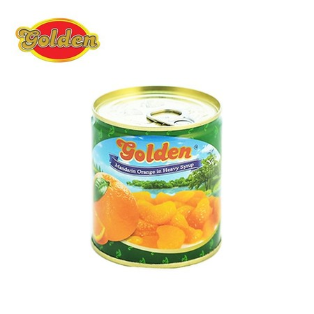 Jeruk Mandarin Dalam Sirup
