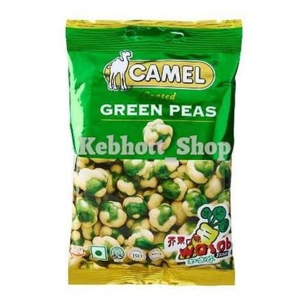 Specially Selected Green Peas Sun-Dried, Toasted And Coated With A Delicious Batter For That Satisfying Crunch In Every Bite.