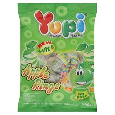 Yupi Is A World-Class Gummy Candy Producer, Manufacturing Broad-Ranged Superior Quality Gummies With The Highest International Standards
