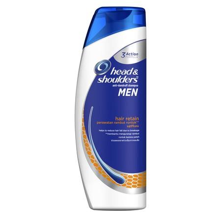 Hair Retain Perawatan Rambut Rontok