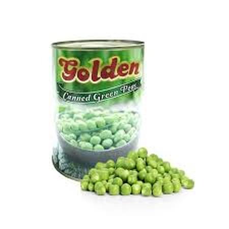 Kacang Polong Dalam Air Garam