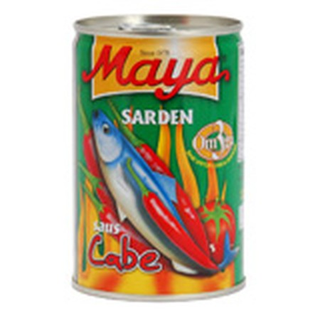 Maya Sardines Tomat Chili 425 Grmaya Has Been Acknowledged Both By The Local And International Quality Institutions Including Us Fda(Food And Drug Administration), Cfia(Canadian Food Inspection Agency) And European Union. Our Quality Assurance Starts By M